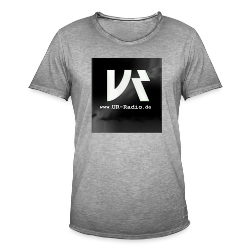logo spreadshirt - Männer Vintage T-Shirt