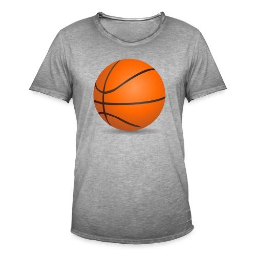 Boll - Vintage-T-shirt herr