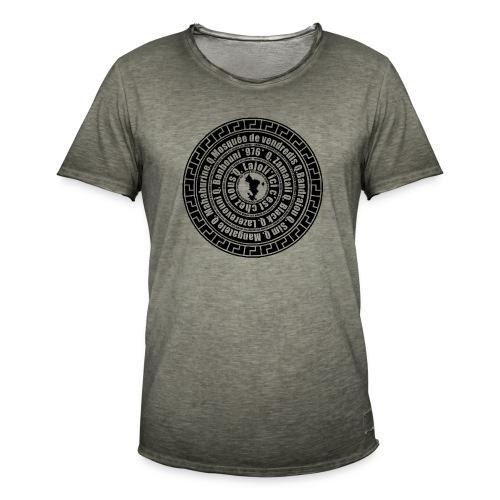 WENKA 4 - T-shirt vintage Homme