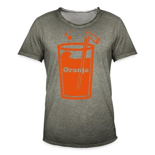 Oranja - Mannen Vintage T-shirt