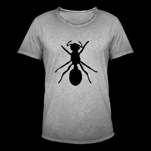 Ameise - Männer Vintage T-Shirt