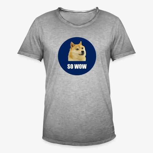 SOWOW - Men's Vintage T-Shirt