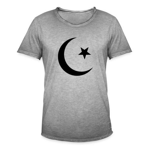 islam-logo - Men's Vintage T-Shirt