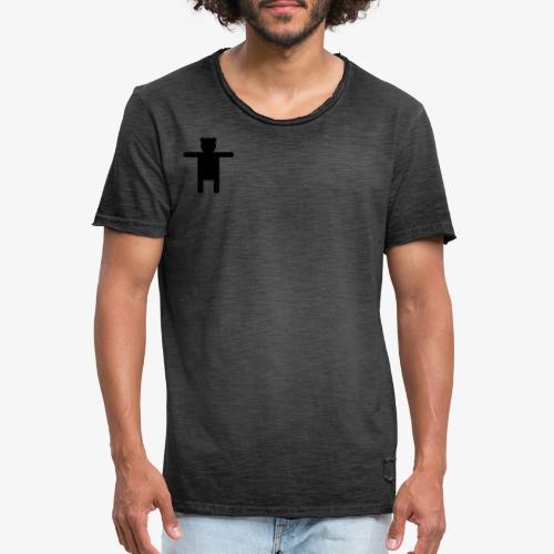 Epic Ippis Entertainment logo desing, black. - Men's Vintage T-Shirt