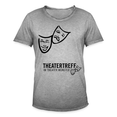 logo_tt - Männer Vintage T-Shirt
