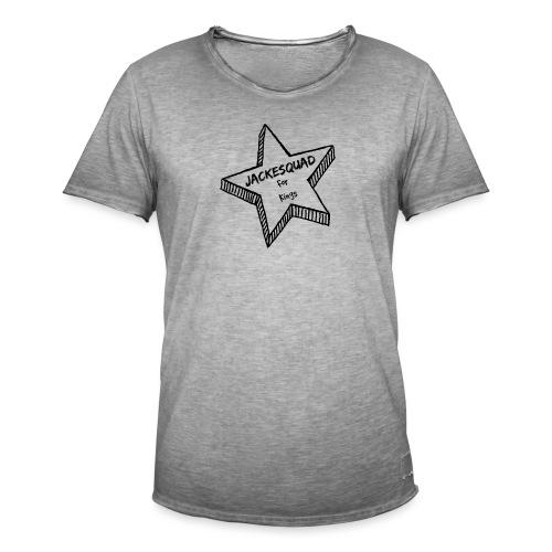 JACKESQUAD - Vintage-T-shirt herr