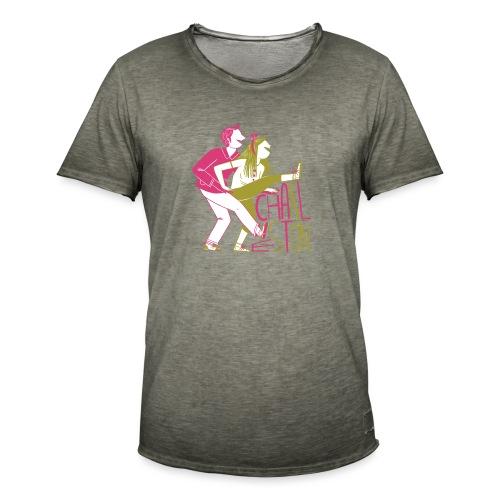 Charleston - Men's Vintage T-Shirt