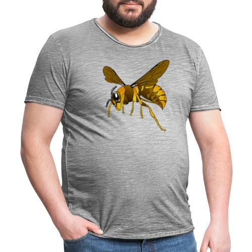 hornet 151003 - Camiseta vintage hombre