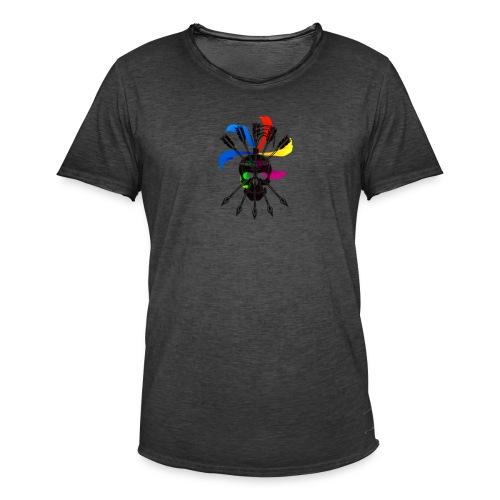 Blaky corporation - Camiseta vintage hombre