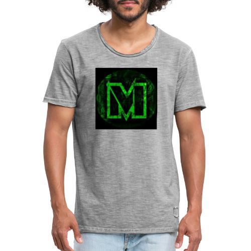Merch - Mannen Vintage T-shirt