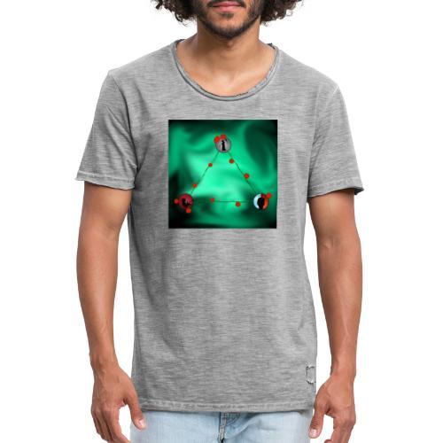 Life - Männer Vintage T-Shirt