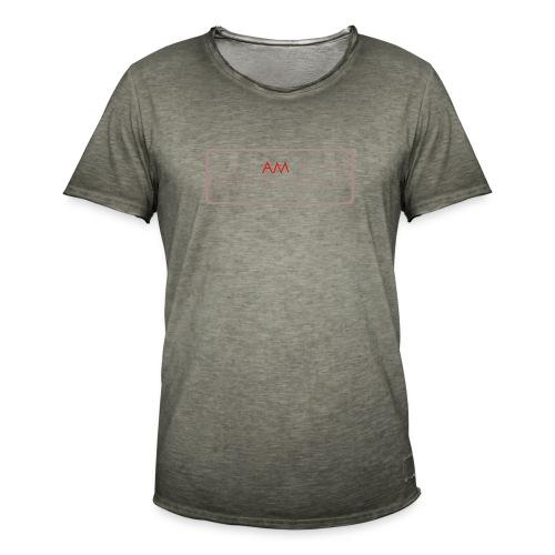 right_bathroom - Men's Vintage T-Shirt