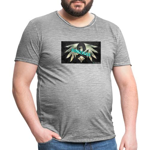 sakzi - Herre vintage T-shirt