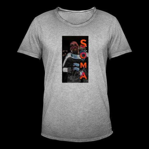 S O M A // Design - Mannen Vintage T-shirt