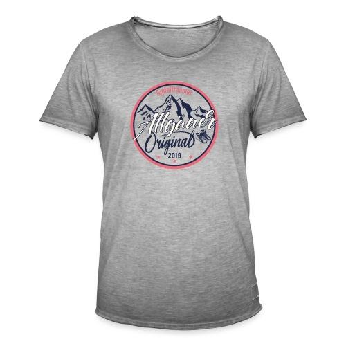 Allgäuer Original - Männer Vintage T-Shirt