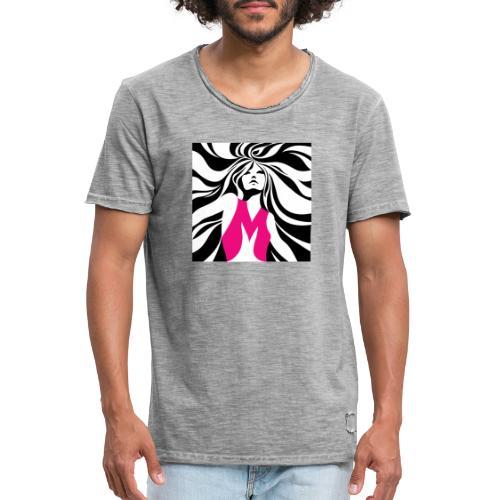 Mélographie - T-shirt vintage Homme
