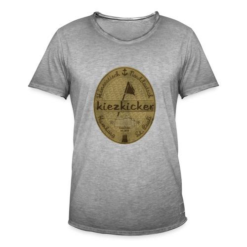 Gebräu - Männer Vintage T-Shirt