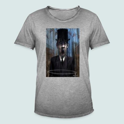 Control - Portrait of Mogg - Men's Vintage T-Shirt