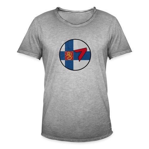 5 - Men's Vintage T-Shirt