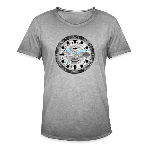 Grunge Reverse Movement - Männer Vintage T-Shirt