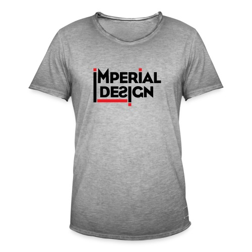 ImperialDesign - Mannen Vintage T-shirt