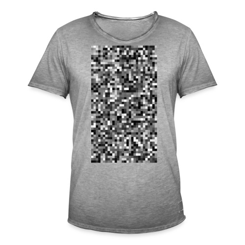 digital - Maglietta vintage da uomo