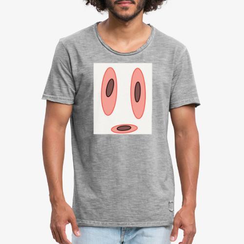 lolo - Maglietta vintage da uomo