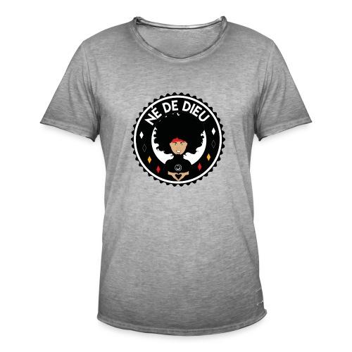 ne de Dieu - T-shirt vintage Homme