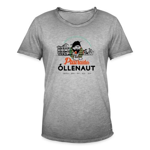 Õllenaut Puuraidur - Men's Vintage T-Shirt