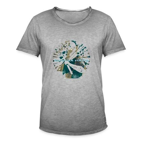 bavarian viking - Männer Vintage T-Shirt