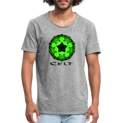 Celt djf - Camiseta vintage hombre