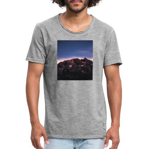 wild mountain - Maglietta vintage da uomo