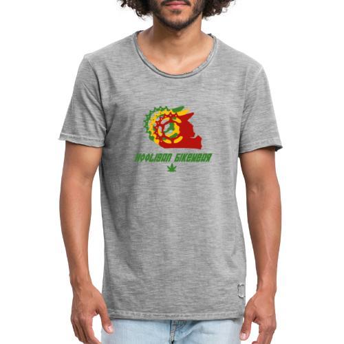 420 Inverted - Männer Vintage T-Shirt