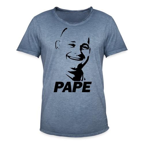 PAPE - Herre vintage T-shirt