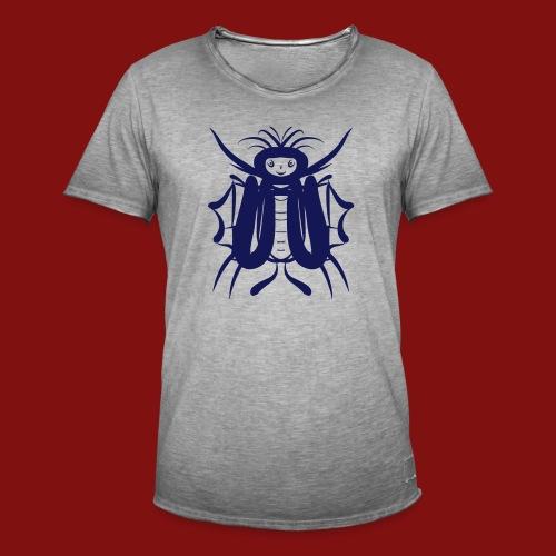 butterflyman - Männer Vintage T-Shirt