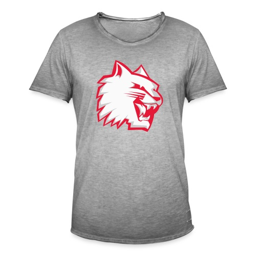 Wildcats Alternate 7 - Men's Vintage T-Shirt