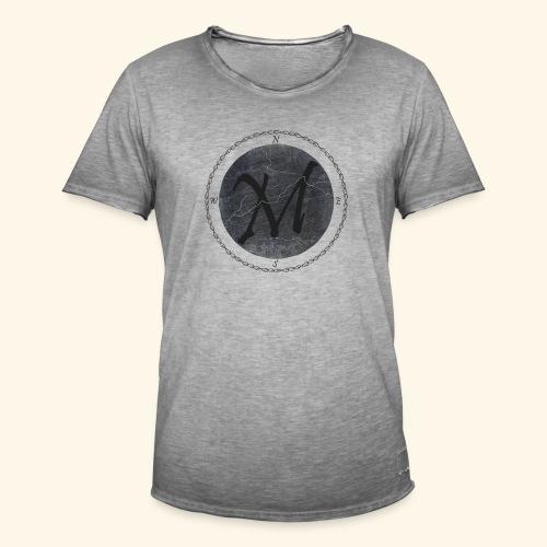 Montis logo2 - Vintage-T-shirt herr