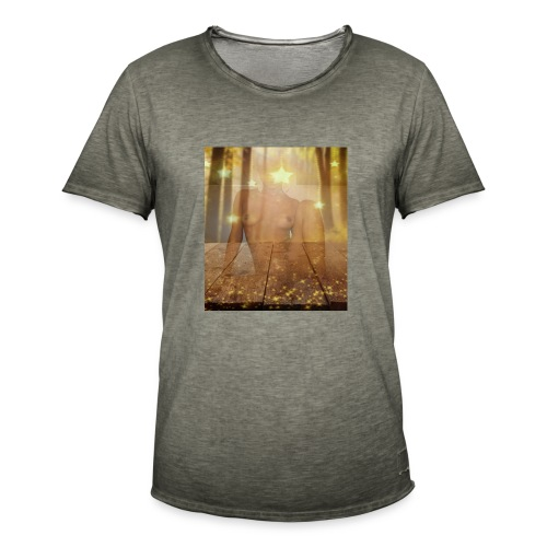 Forestsensation - Männer Vintage T-Shirt