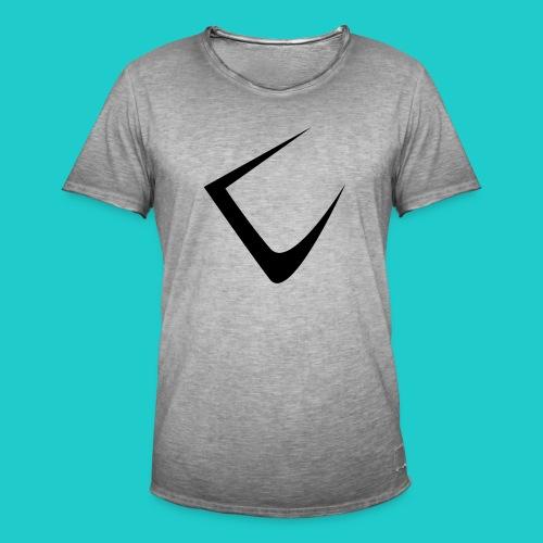 U - Männer Vintage T-Shirt