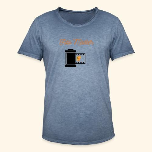 Foto Master 2nd - Herre vintage T-shirt