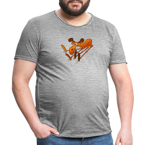 Bremselch - Männer Vintage T-Shirt