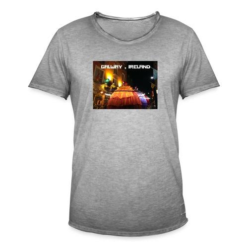 GALWAY IRELAND MACNAS - Men's Vintage T-Shirt