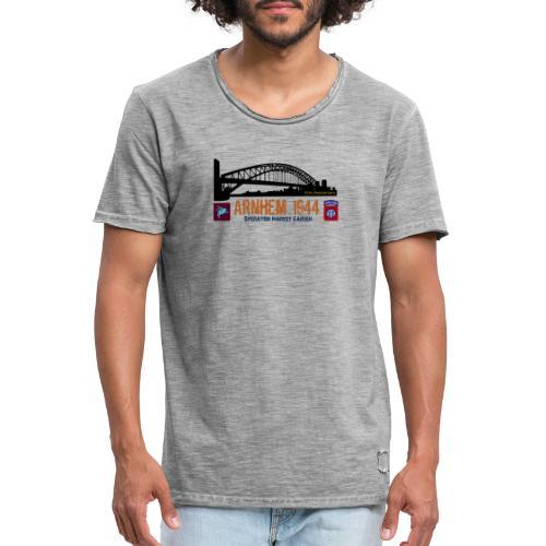 Opération Marché-Jardin: Arnhem - T-shirt vintage Homme