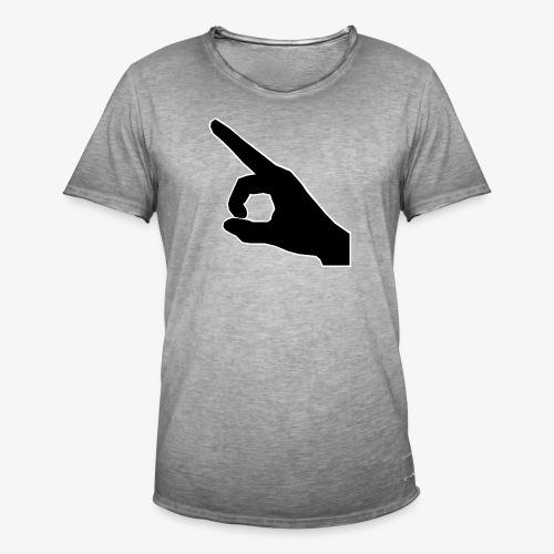 Got ya - Camiseta vintage hombre