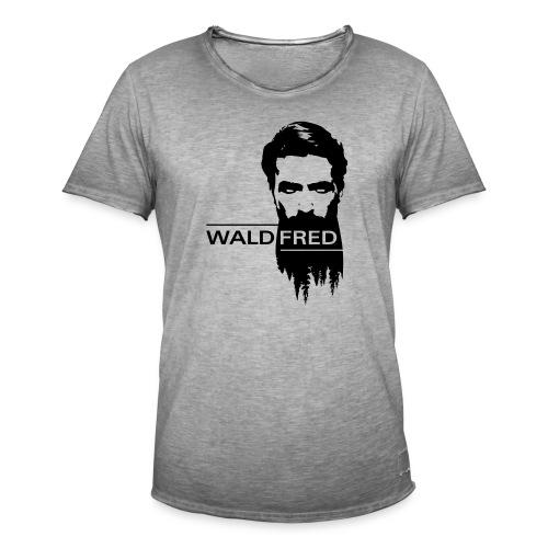 Waldfred - Männer Vintage T-Shirt