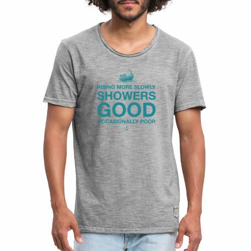 Rising More Slowly - Men's Vintage T-Shirt