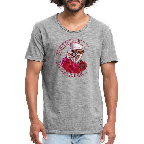 Rostock - Männer Vintage T-Shirt