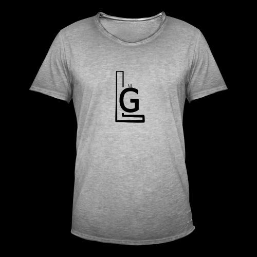LegendgamingNL - Mannen Vintage T-shirt