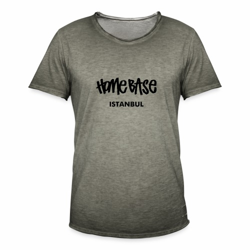 Home City Istanbul - Männer Vintage T-Shirt
