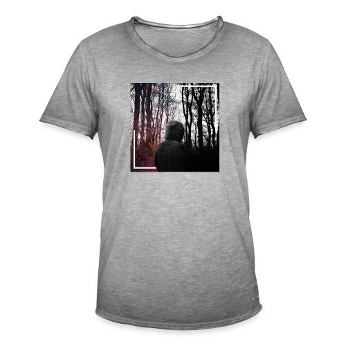Cosmic Pondering - Men's Vintage T-Shirt